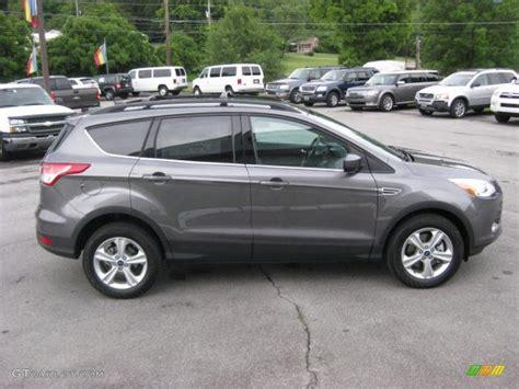 sterling gray metallic 2013 ford escape se 1 6l ecoboost