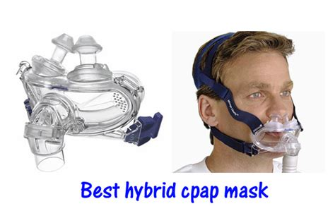 Types Of Cpap Machines by Hybrid Cpap Mask Top 5 Picks Of Fusion Cpap Guide
