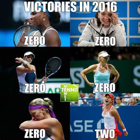 Tennis Memes - carlotta halep on twitter quot genie maria https