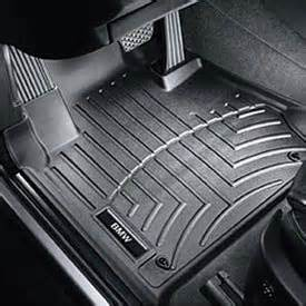 Floor Mats For Bmw X5 2015 Bmw X5 And X6 All Weather Front Floor Liners