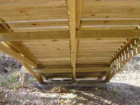 how to build a wooden bridge wood garden bridge plans 24 style