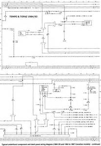 wiring diagrams for 1989 ford tempo get free image about wiring diagram