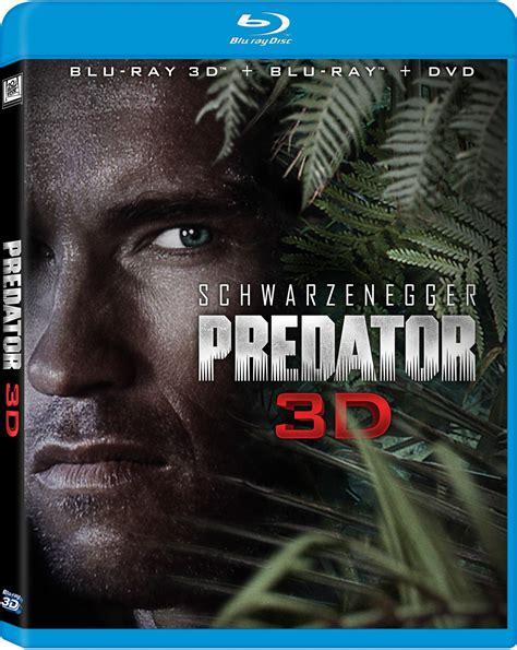 Bluray Ori The Predator predator dvd release date