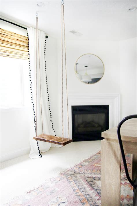 indoor swing 17 diy indoors swings for everyone in the family to enjoy