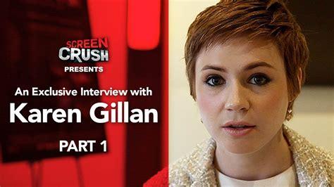 karen gillan youtube interview exclusive interview with oculus star karen gillan youtube