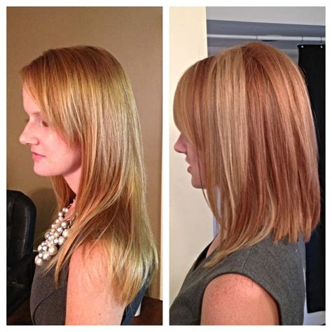 before and after haircuts and color 216 best hair before and after images on pinterest