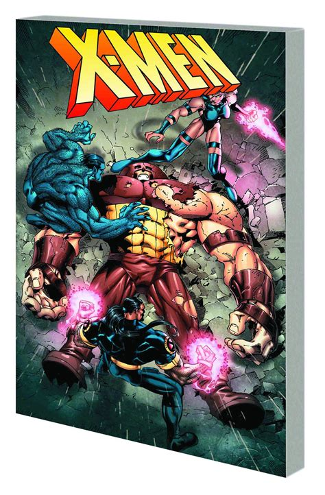 x men the road to 0785188258 x men vol 1 the road to onslaught fresh comics