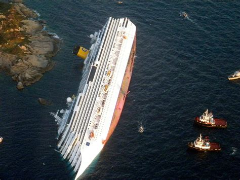 why did the costa concordia sink all about not seaworthy m s costa concordia incidents