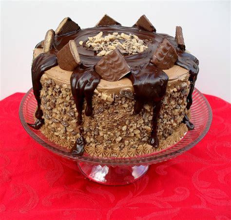 cake recipes the mocha crunch cake s cornucopia