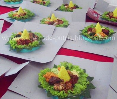 Box Tumpeng Mini Cultural Food Simply Tale