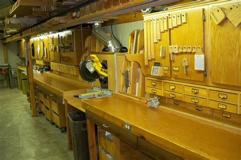 workbench plans radial arm   woodworking