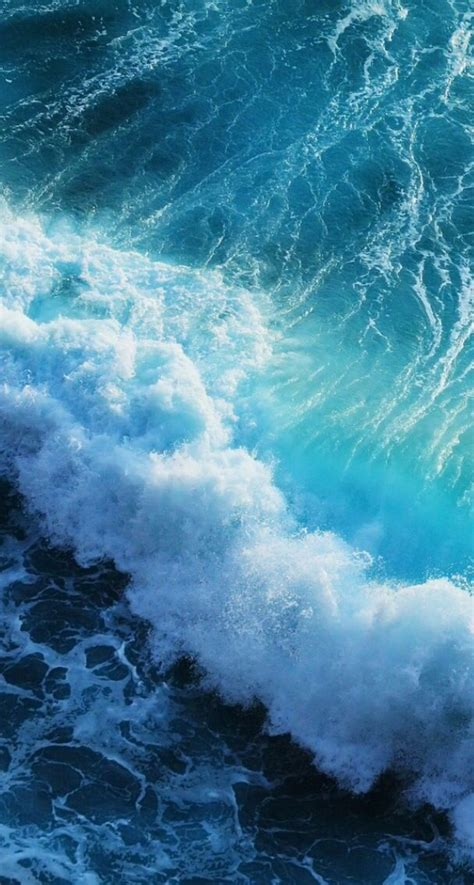 wallpaper apple wave ocean wave iphone wallpaper wallpapersafari free