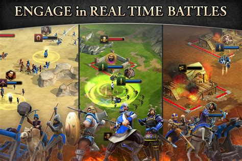 age of empires for android age of empires world launches on the play store in select countries talkandroid