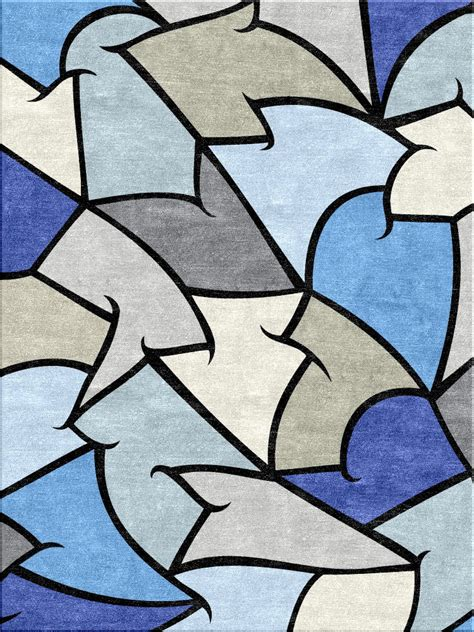 design milk rugs artist designed rug collaboration by woven accents