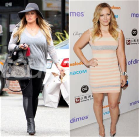 Hilary Duff Has Indeed Gained A Few The Website by Hilary Duff Weight Loss Pills Revealed And