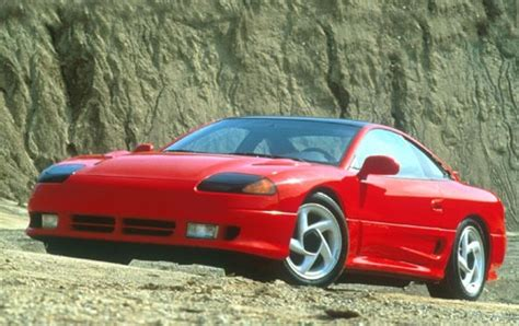 1991 Dodge Stealth RT Turbo Pics & Information