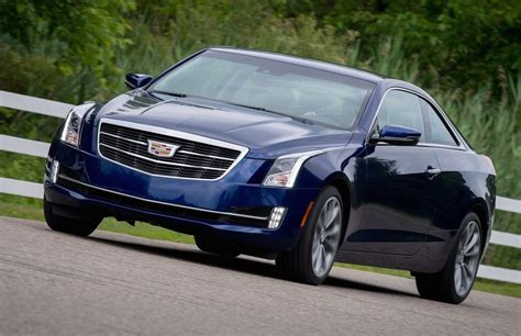 2014 Cadillac Ats Horsepower by 2015 Cadillac Ats Sedan Coupe Review Pricing And Pictures