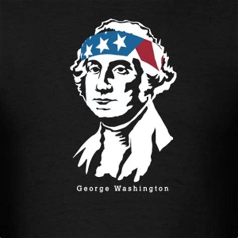 a biography of george washington the patriot president george washington t shirts spreadshirt