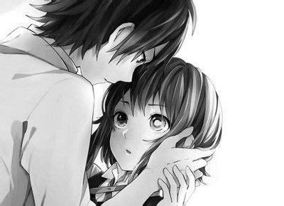 imagenes sad anime blanco y negro blanco y negro anime chicas anime kawaii pinterest
