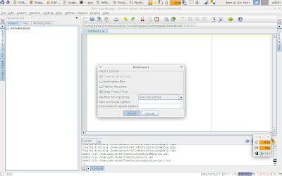 aspiration limited: android development using jedit part 2