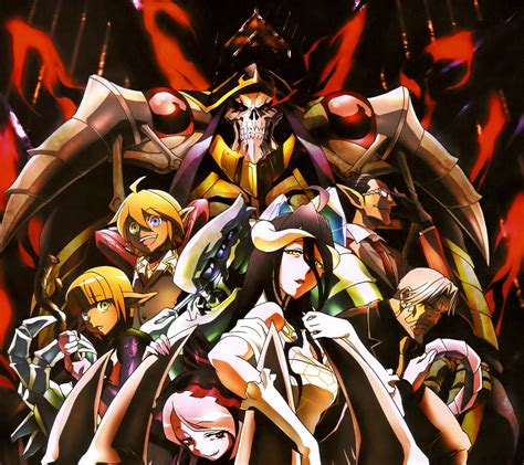 Overlord Anime Wallpaper Android | overlord anime wallpapers for smartphones