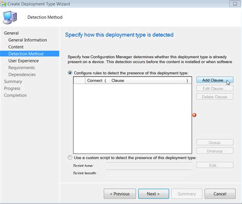 Kode Ocy 07 mode on java deployment with sccm 2012 and