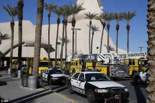Las Vegas Emergency Room by Las Vegas Luxor Hotel Casino Evacuated After Suspicious