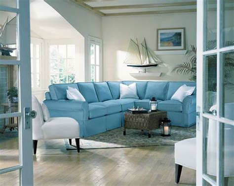 living room beach theme what do you think about the sectional like the boat