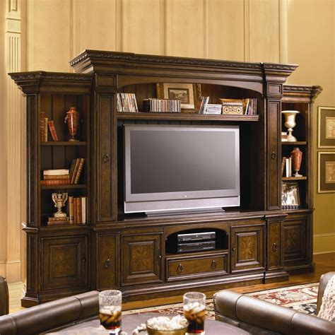 Wall Units And Entertainment Centers Buy Bolero Entertainment Center Wall Unit By Universal