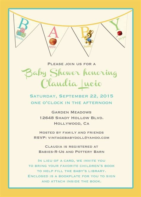 36 best abc baby shower images on shower ideas abc baby shower and baby shower favors