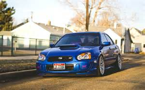 Subaru Impreza Sti Subaru Impreza Wrx Sti Wallpapers Hd