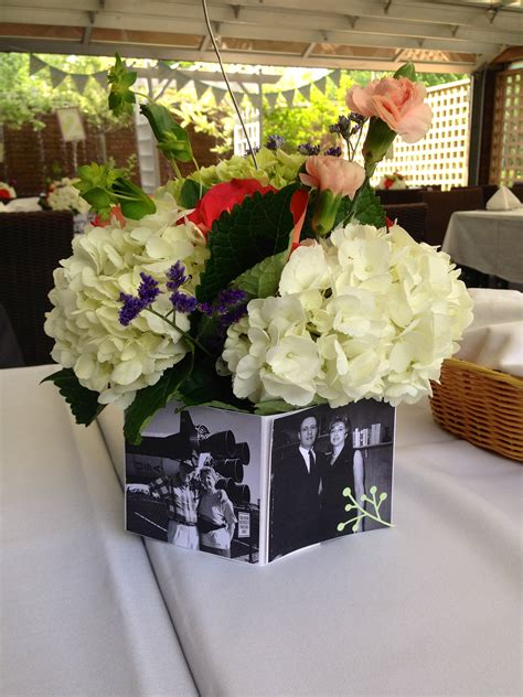 60th anniversary centerpieces diy wednesday 60th anniversary heartfelt by