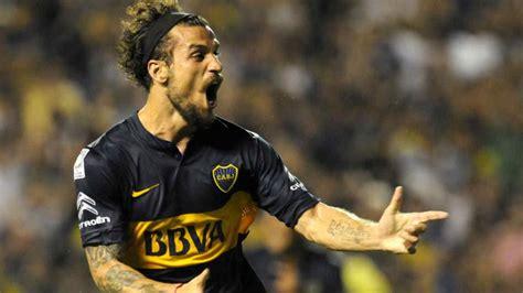 daniel osvaldo refuerzo boca 2016 todos sus goles en libertadores boca le gan 243 a wanderers con un gol de