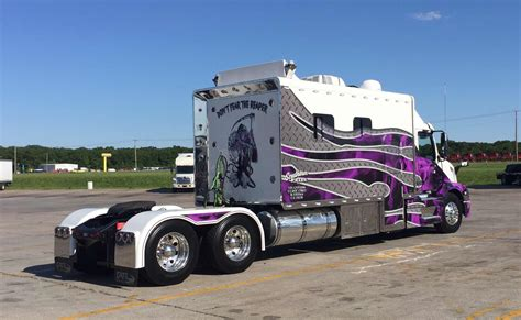 2016 volvo big rig bruce richards custom 2016 volvo overdrive owner