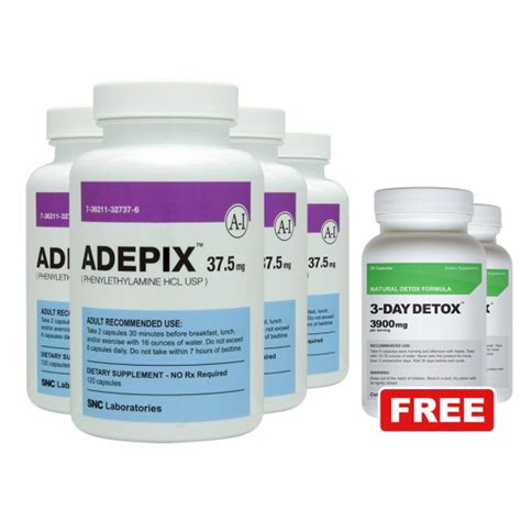 Paket Combo 3 In 1 Slimming Dr Oz Made In Usa Original adepix 3 pack 1 free and 2 free 3 day detox