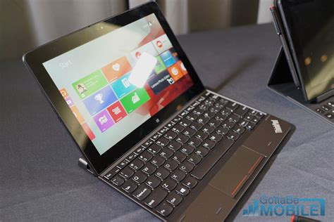 Keyboard Lenovo 10 lenovo thinkpad 10 this tablet means business