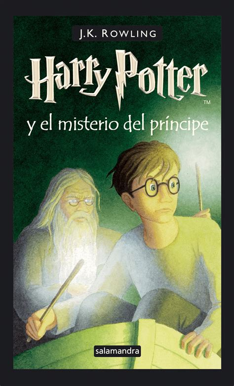 libro harry potter and the harry potter y el misterio del pr 237 ncipe ediciones salamandra