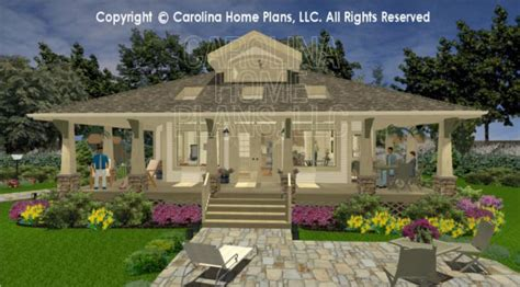 carolina house plans 3d images for chp sg 979 ams small craftsman bungalow 3d house plan views