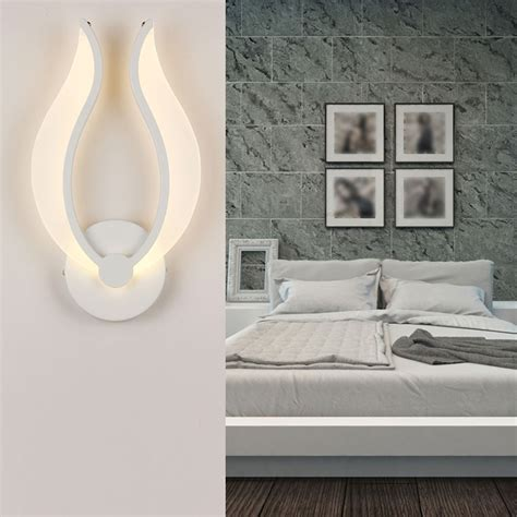 Living Room Wall Mounted Lights ᓂsimple Led Wall Lights Living ᗐ Room Room Bedroom Led இ