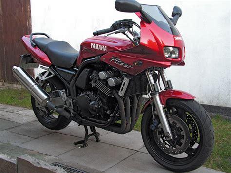 Motorrad Yamaha Fazer by Yamaha Fazer 600 Umbau Kradblatt