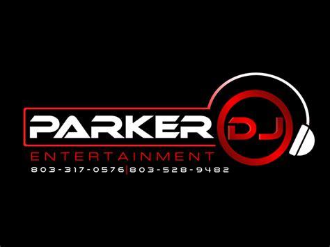 design logo dj elegant serious logo design for parker dj entertainment