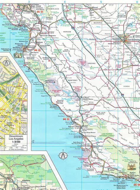 san jose monterey map san jose monterey map 28 images monterey 99 mini