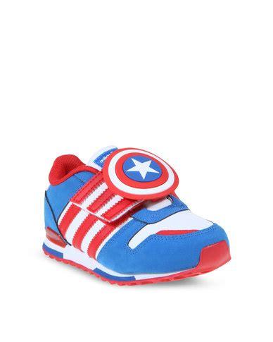 adidas captain america sneakers multi zando