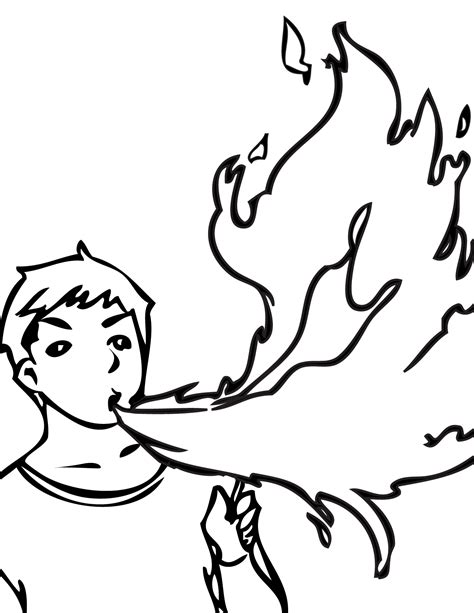 fire horse coloring pages coloring pages