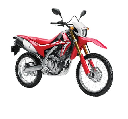 the all new crf250l | honda philippines