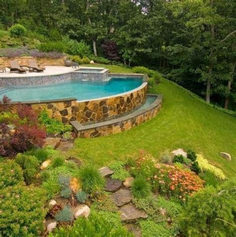 schwimmingpool für den garten im pool garten idee