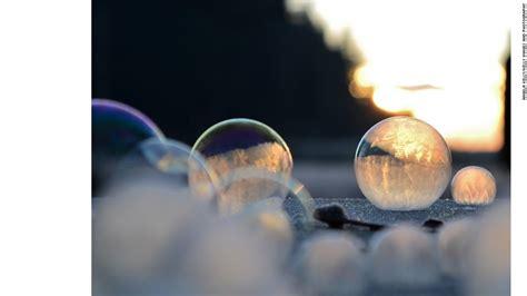 imagenes animadas asombrosas 13 fotos de burbujas congeladas que te impresionar 225 n cnn
