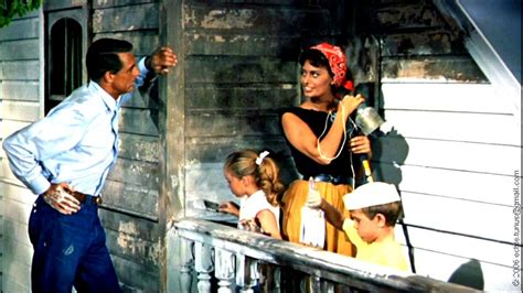 Vagebond S Movie Screenshots Houseboat 1958
