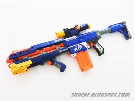 Nerf N Strike Elite Retaliator Ready Stock sg nerf nerf n strike elite retaliator review