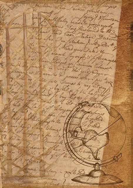 globe background vintage  image  pixabay